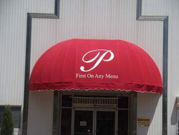 We have an awning or shade solution that will match your business' style!