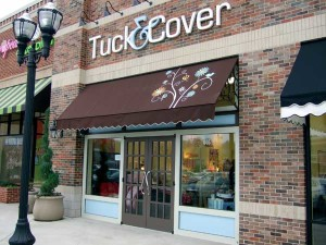 Our work at Tuck & Cover