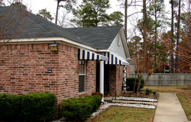 Add curb appeal to your home with an awning from MLAC!