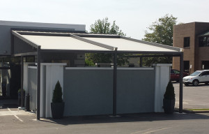 Modern Metal Awnings: Built to Last a Lifetime – & Very Easy on the Eyes